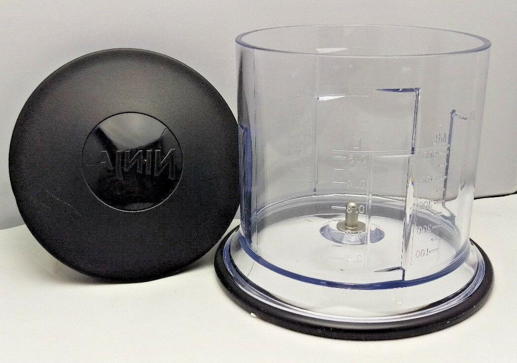 Ninja Replacement Bowl Cup Jar 16 ounce Master Prep QB900 QB