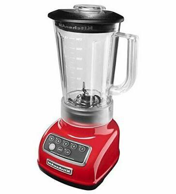 rksb1570er 5 speed blender empire red certified