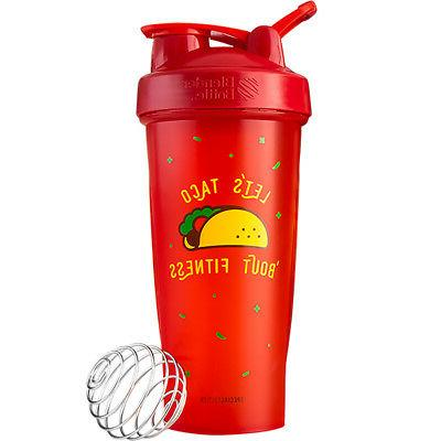 Blender Bottle Special Edition 28 oz. Shaker with Loop Top -