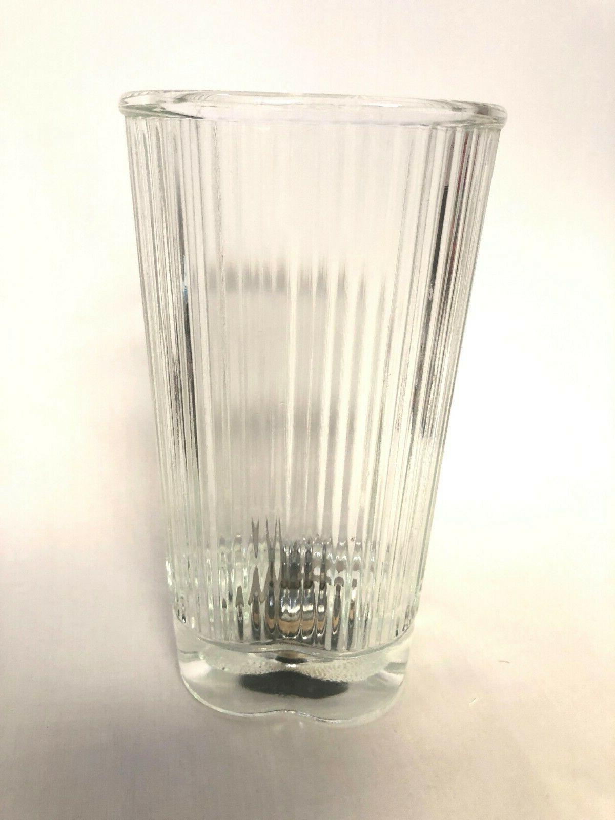 Vintage Quatrefoil Blender Jar Pyrex Blender