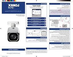 Lorex LNB8005   4K UHD IP BULLET SECURITY CAMERA