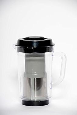 Magic Bullet Juicer Attachment use with Cross or Flat Blade,
