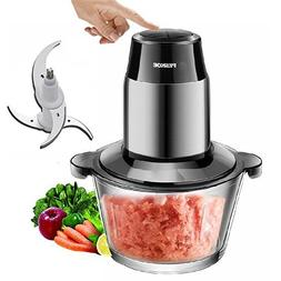 Meat Grinders Electric Food Processor, Multipurpose Smart Ki
