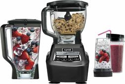 Ninja - Mega Kitchen System 72-Oz. Blender - Black Model:BL7