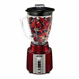 Oster 8 Speed 450 Watt All Metal Drive 6 Cup Blender, Red |