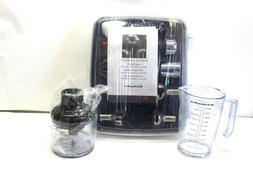 New All Metal KitchenAid 5-Speed Immersion Hand Blender&Atta
