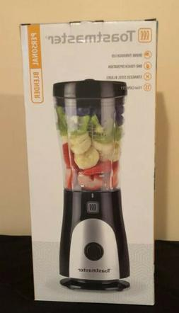 TOASTMASTER MINI PERSONAL BLENDER FOR SMOOTHIES & MORE BLACK