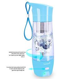 Mini Personal Blender With Travel Cup USB Rechargeable Shake