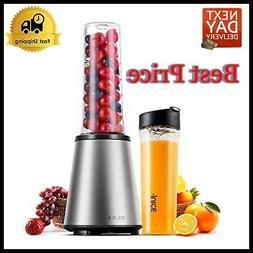 BILACA Smoothie Blender Single Serve Blender for Shakes and
