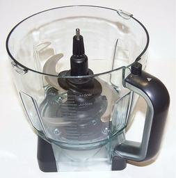 NEW Ninja 64oz  Food Processor Bowl + Blade for BL770 BL771