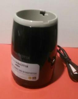 NEW KitchenSmith by Bella Black 240 Watt Personal Blender PA