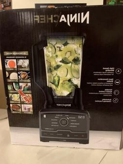 New Ninja Chef CT800 Auto-IQ Blender Never Used Some Box Dam