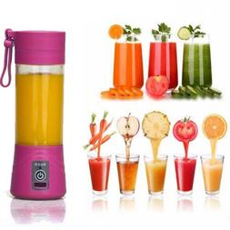 New Fashion and Portable Juicer Cup Rechargeable Battery Jui