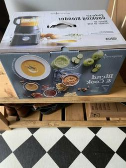 NEW IN BOX~Pampered Chef Deluxe Cooking Blender