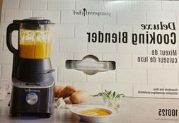 NEW IN BOX~Pampered Chef Deluxe Cooking Blender!