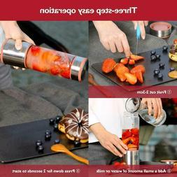New Portable Tool Blender USB Juicer Cup Handheld Smoothie M