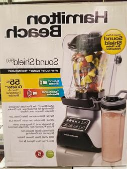 New Hamilton Beach Sound Shield 950 Blender with Programs an