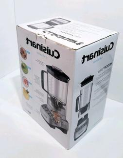 NEW Cuisinart Velocity Ultra SPB-650 1 HP Blender Silver Hea