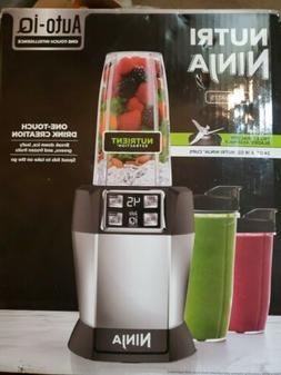 Ninja Nutri Ninja Personal Blender with 1000 Watt Auto-IQ Ba