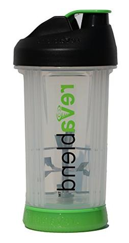 Revablend Non-Electric Hand Powered Portable 16 oz BPA Free
