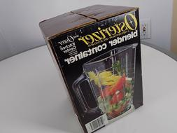 NOS  Oster 927-35 Glass Replacement Blender Container for Os