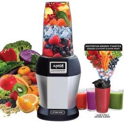 NUTRI NINJA PROFESSIONAL BL450 Blender 900 Watts. Includes 1