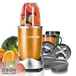 Nutri Bullet NBR-12 12-Piece Hi-Speed Blender/Mixer System,