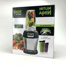Ninja Nutri Pro Compact Personal Blender, with 18 Oz. and 24