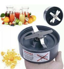 For Nutribullet Blender 600W 900W Cross Extractor Blade+Gask