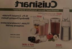 Cuisinart NWT  Kitchen Home Cpb-300 Smartpower Blender Serie