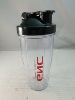 GNC On The Go Blender Deluxe 28oz Cup To-Go Flip Top Lid BPA