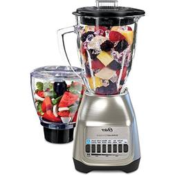 Oster Classic Series Blender PLUS Food Chopper - Nickel Plat