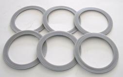 6 Pack Oster/Osterizer Blender Blade Sealing Ring Gaskets