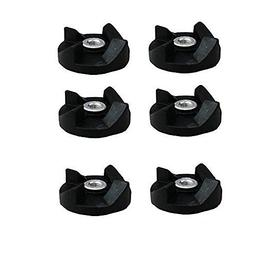 Blender Parts & Replacement  Black Rubber Gear Spare Part fo