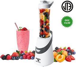 Personal Blender Single Serve Shake & Smoothies Maker with P