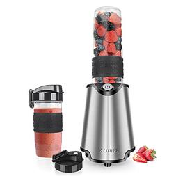 CHULUX Smoothie Blender with BPA-Free Travel Bottles ,Electr