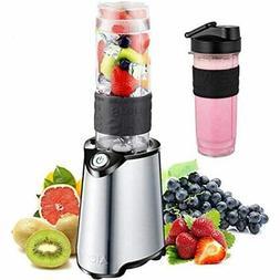 Personal Blender, Aicok Smoothie Single Serve For Juice Shak