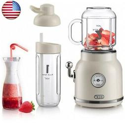Personal Blender for Shakes and Smoothies, ECX Portable Blen