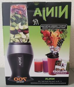 Ninja Personal Blender for Shakes, Smoothies, Food Prep 16 o