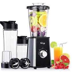 Personal Blender, Housmile Fruits Extractor Smoothie Juicer