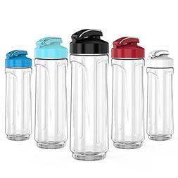 Comfee 250W Personal Blender Replacement Tritan Bottle 1 * 2