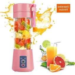 Personal Blender USB Juicer Cup Portable Juicer Blender 6 Bl