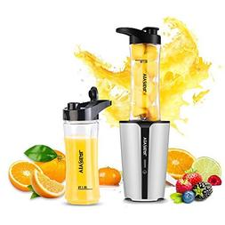 Personal Juicer Blender - Portable Juicer Blender Single Ser
