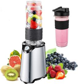 Personal Portable Electric Blender 250W for Shakes Smoothies