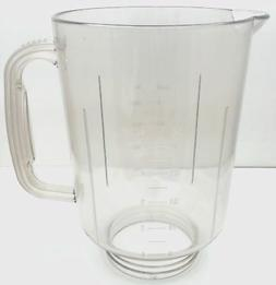 Plastic Blender Jar for KitchenAid Blenders, KSB3 & KSB5 Mod