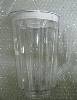 Plastic Jar Replacement Part for Hamilton Beach Blender & Li