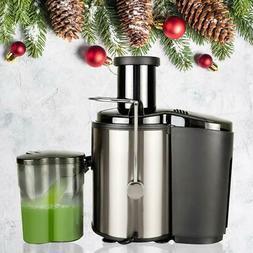 Portable 800W Electric Juicer Fruit Vegetable Blender Juice