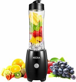 Portable Blender 300W Single Serve Gym Smoothie Juicer Mixer