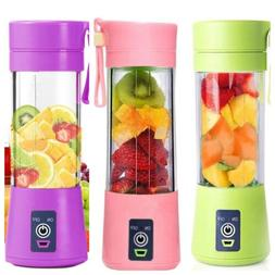 portable blender juicer smoothie blender rechargeable usb