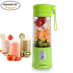 Portable Blender, Ordergo USB Juicer Cup, Fruit, Smoothie, B